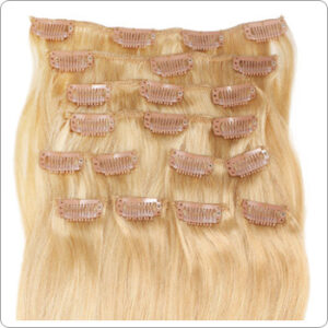 clip in brazilian hair wavy